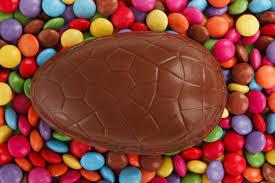 Chocolate Easter Egg